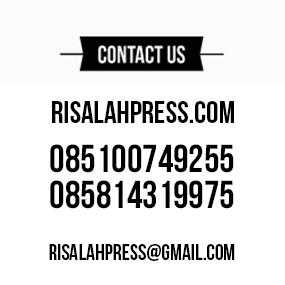 Silahkan hubungi kami untuk pembelian buku